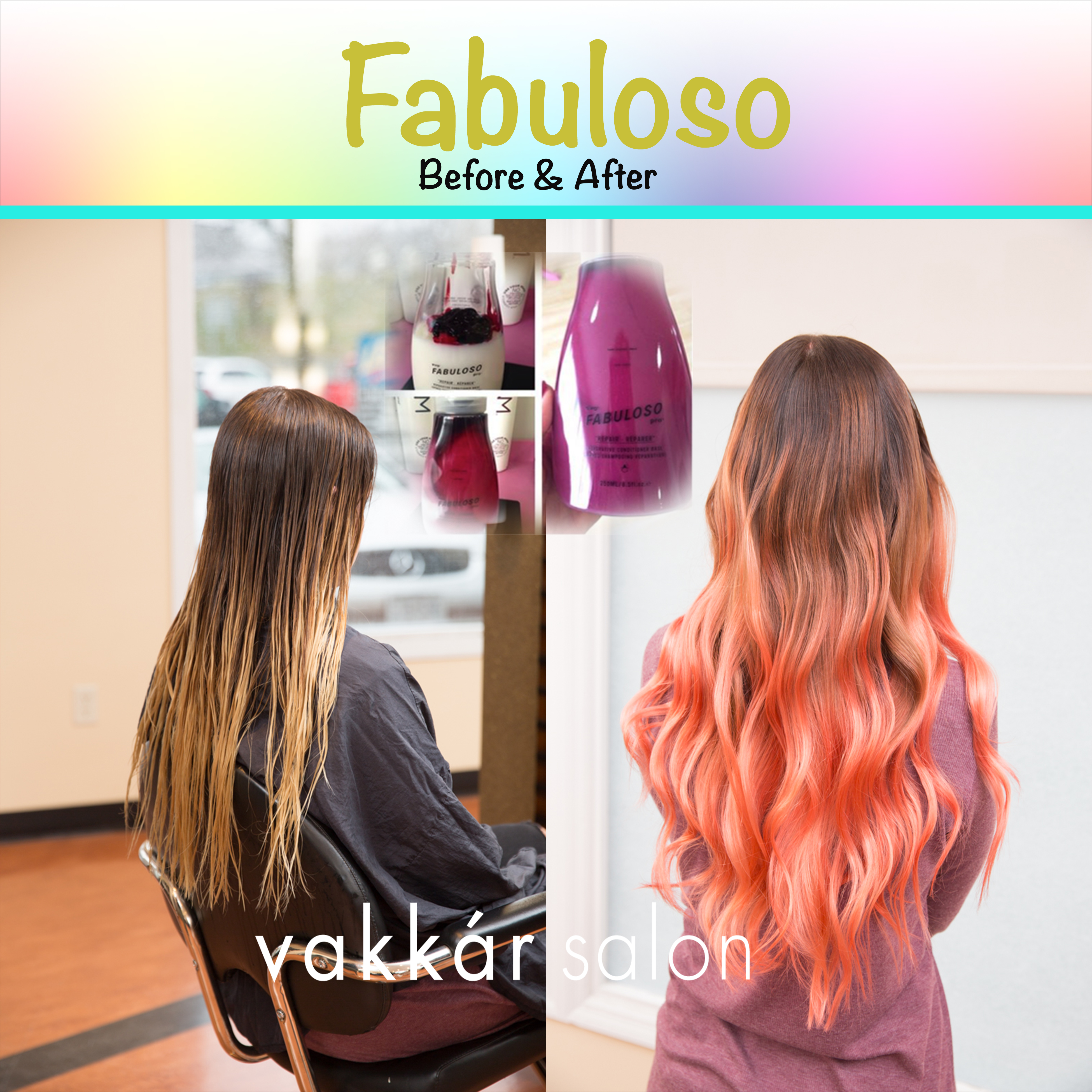 Fabuloso-Before After